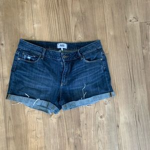 Pause Distressed Shorts Size 30